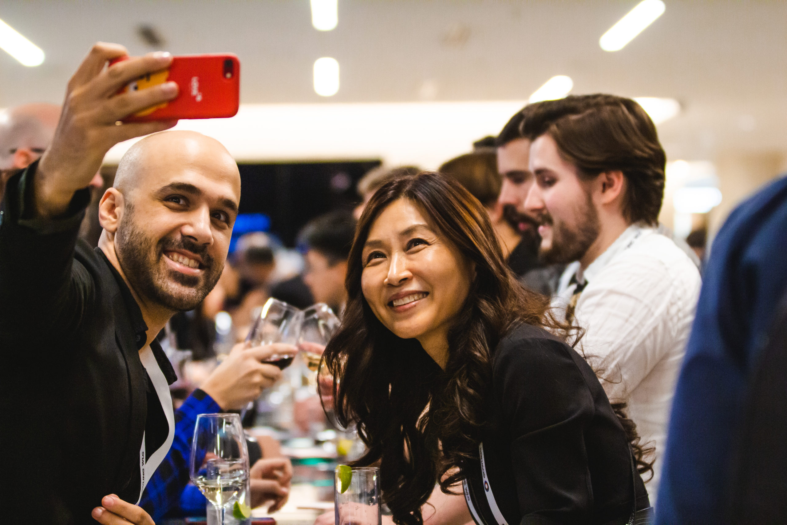 VRARGS networking 2019
