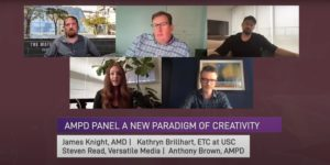 VRARGS AMPD Panel